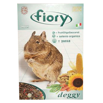 Корм для дегу FIORY Deggy 800 г ― Aquatic World