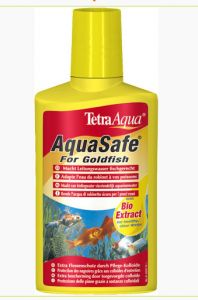 Кондиционер Tetra AquaSafe Goldfish 100 мл ― Aquatic World